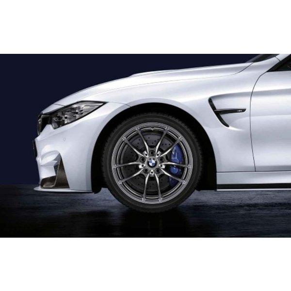 BMW BMW Winterwielset M2 F87 VA / F87 Competition VA V- Spaak Styling 640M
