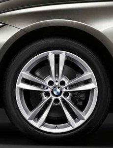 BMW BMW Winterwielset 3-Serie F34 V-Spaak Styling 658