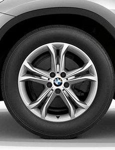 BMW BMW Winterwielset X3 X4 Serie G01/G02  Double-Spaak Styling 688