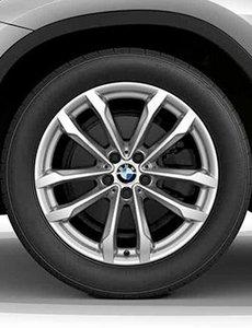 BMW BMW Winterwielset X3 X4 Serie G01/G02  V-Spaak Styling 691