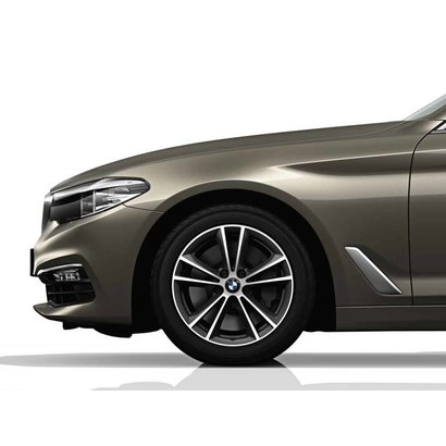 """BMW BMW Winterwielset 5 Serie G30/G31 17"""" V-Spaak 631"""