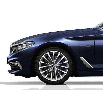"""BMW BMW Winterwielset 5 Serie G30/G31 18"""" W-Spaak 632"""
