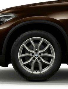 BMW BMW Winterwielset G05/G06 X5 en X6 V-Spaak 734