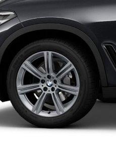BMW BMW Winterwielset G05/G06 X5 en X6 Star-Spaak 736