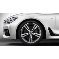 BMW BMW Winterwielset 6 Serie G11/G12/G32 VA M Dubbele Spaak 648M