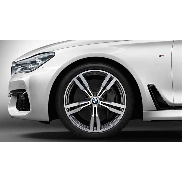 BMW BMW Winterwielset 6 Serie 7 Serie G11/G12/G32 VA M Dubbele Spaak 648M