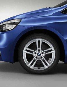 BMW BMW Winterwielset 2 Serie GT F45/F46 M Dubbele Spaak 483M
