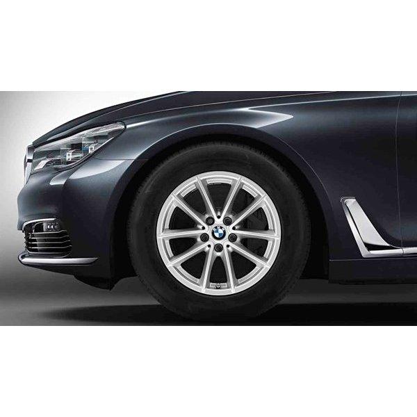 BMW BMW Winterwielset 5 Serie G30/G31 V-Spaak 618