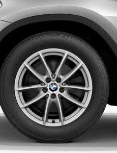 BMW BMW Winterwielset  X3 X4 G01/G02 V-Spaak Styling 618
