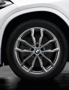 BMW BMW Winterwielset X1 & X2 F39 F48 M Y-Spaak 711M