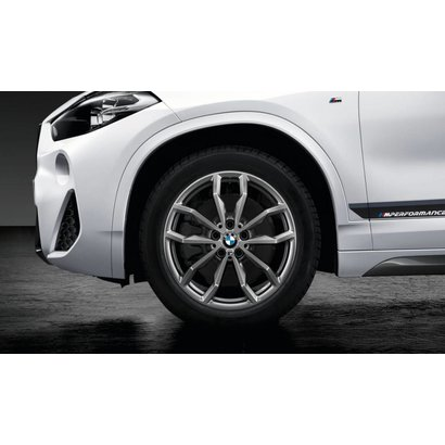 "BMW Winterwielset 18"" Styling 711M BMW X2 (F39)"
