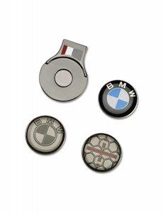 BMW BMW GOLFSPORT BALL MARKER SET - Dark Grey