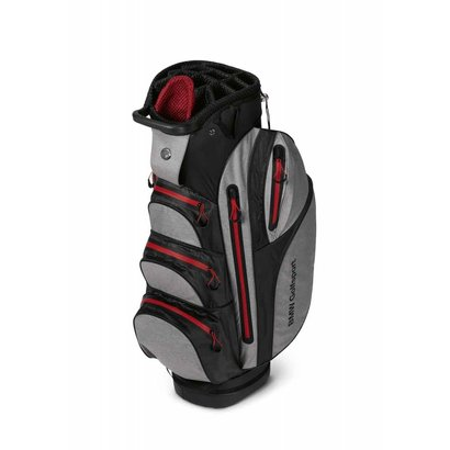 BMW BMW GOLFSPORT CART BAG - Grey / Black