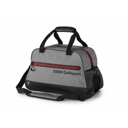 BMW BMW GOLFSPORT BAG - Grey / Black