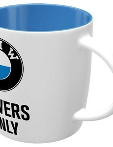 BMW BMW Drivers Only Koffiemok