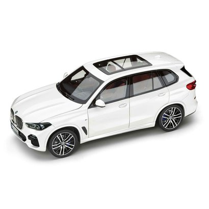 BMW BMW X5 G05 Alpin White