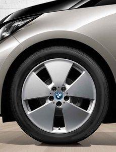 """BMW BMW Winterwielset i3 Reflexsilber 427 19"""""""