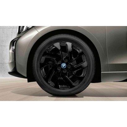 """BMW BMW Winterwielset i3s Jet Black Uni 428 19"""""""