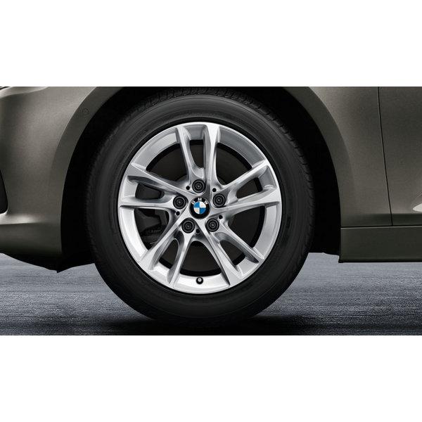"""BMW BMW Winterwielset 1 Serie F40/F44 Reflexsilber 474 16"""""""