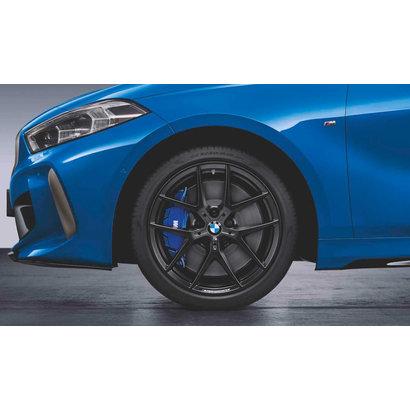 """BMW BMW Winterwielset 1 Serie F40/F44 Schwarz matt 554M 18"""""""