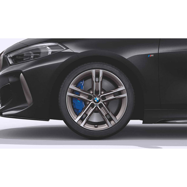 "BMW BMW Winterwielset 1 Serie F40/F44 Geriumgrau matt 556M 18"""