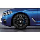 """BMW DEMO Winterwielset 18"""" Styling 662M Zwart BMW 5 Serie (G30,G31)"""