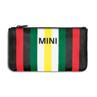 MINI MINI STRIPED POUCH