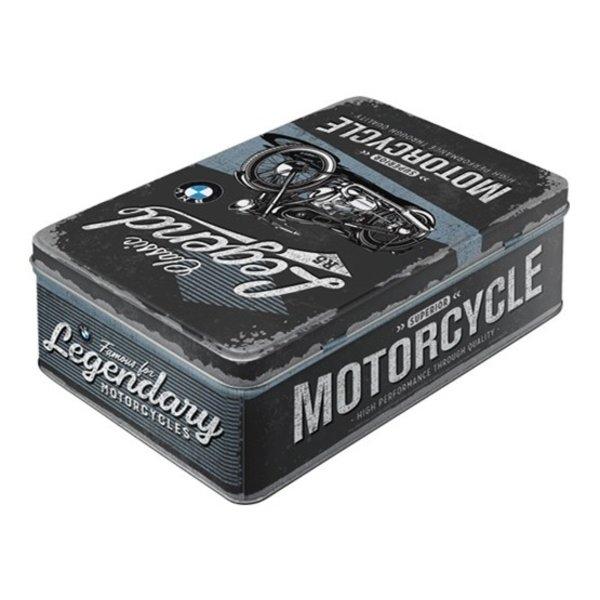 BMW Tin Box Flat BMW Classic Legend
