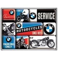 BMW Magnet-Set BMW Motorcycles
