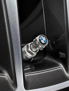 BMW BMW Logo Ventieldoppen Set