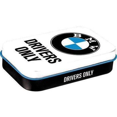 BMW Mint Box XL BMW Drivers Only