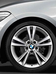 BMW BMW Winterwielset 1-Serie & 2-Serie F20/F21/F22/F23 Double Spoke
