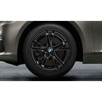 BMW BMW Winterwielset 2 Serie GT F45/F46 Double Spoke 473