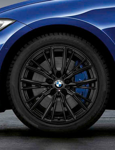 BMW BMW Winterwielset 3 serie, 4 serie G20/G21/G22/G23M Performance Double Spoke 796M