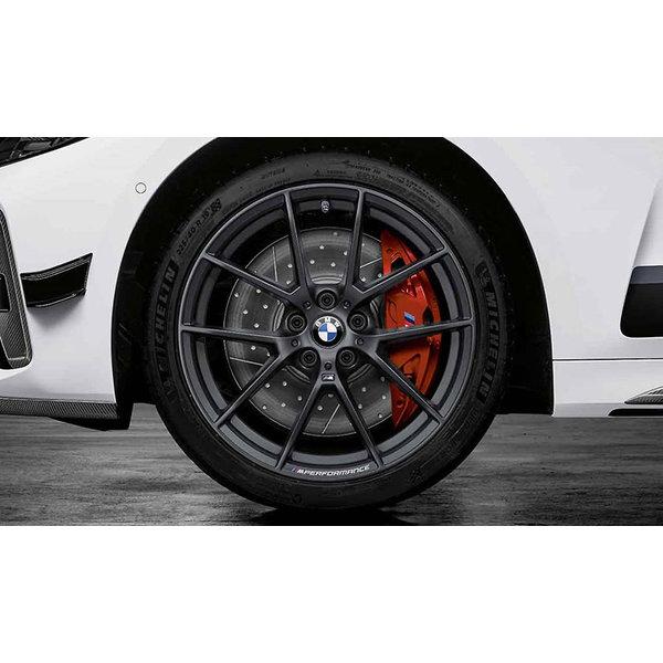 BMW BMW Winterwielset 3 serie, 4 serie G20/G21/G22/G23M Performance Y-Spoke