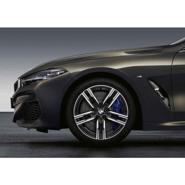 BMW BMW Winterwielset 8 Serie G14/G15/G16 Dubbele Spaak 727M