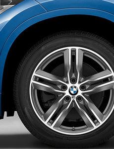 BMW BMW Winterwielset X1 & X2 F39 F48 M Dubbelspaak 570M