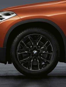 BMW BMW Winterwielset X1 & X2 F39 F48 Y-Spaak 566