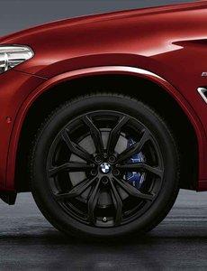 BMW BMW Winterwielset X3 X4 Serie G01/G02  Y-Spaak Styling 695