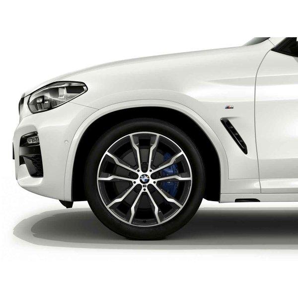BMW BMW Winterwielset X3 X4 Serie G01/G02 M Double-Spaak 699M