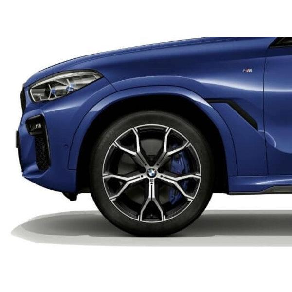 BMW BMW Winterwielset G05/G06 X5 en X6 M Y-Spoke 741M