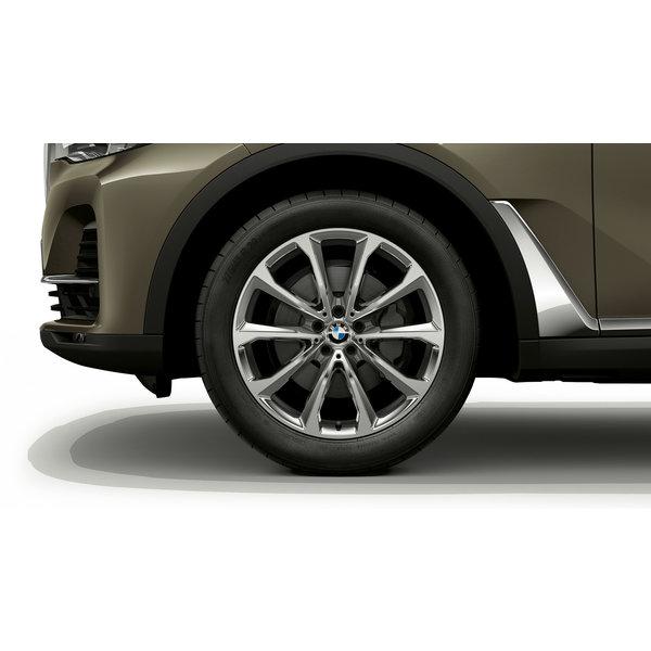 BMW BMW Winterwielset X7 G07 V-Spoke 750