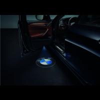 BMW BMW LED Deur projector nieuwe model (50mm)