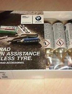BMW Motorrad Pechhulpkit voor tubeless banden