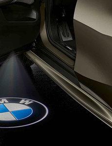 BMW BMW set LED Deurprojectoren (BMW en ///M logo) 68mm