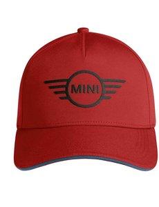 MINI MINI CAP WING LOGO CONTRAST EDGE