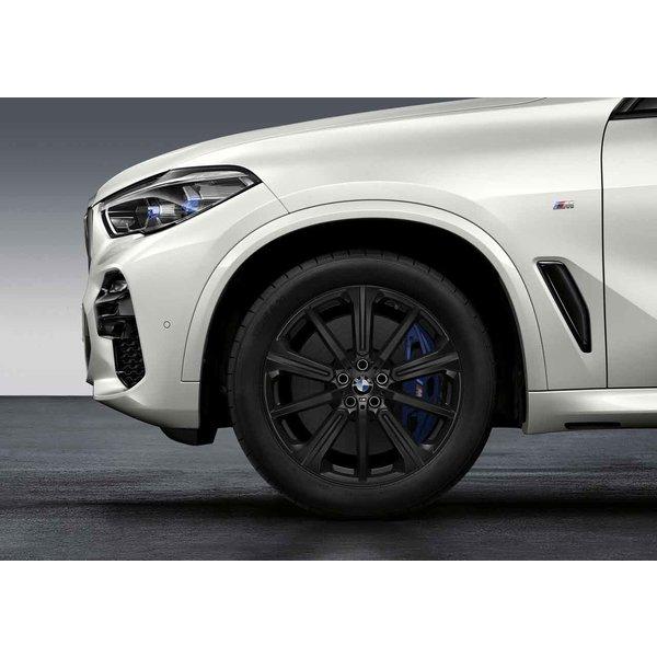 BMW BMW Winterwielset G05/G06 X5 en X6 M Performance Star Spoke 748M