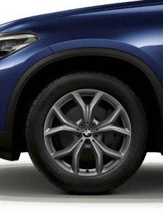 BMW Actie BMW Winterwielset G05/G06 X5 en X6 V-Spaak 735
