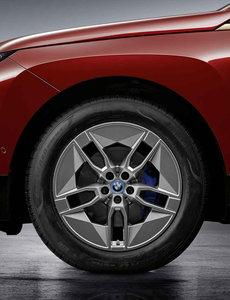 BMW BMW Winterwielset iX Serie i20 Aerodynamica Styling 1002