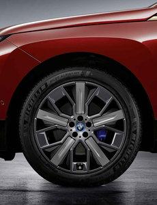 BMW BMW Winterwielset iX Serie i20 Aerodynamica Styling 1011